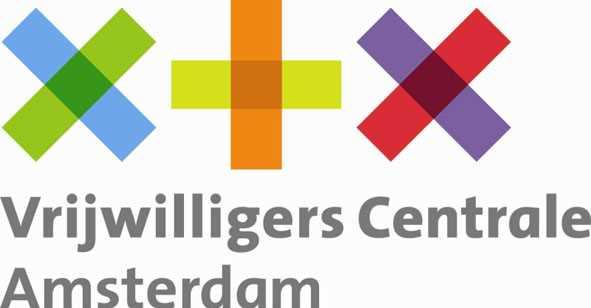 logo Vrijwilligerscentrale Amsterdam